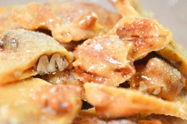 pecan brittle